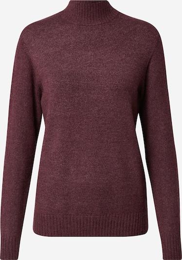 VILA Pullover in weinrot, Produktansicht