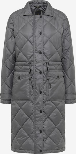 DreiMaster Klassik Mantel in dunkelgrau, Produktansicht