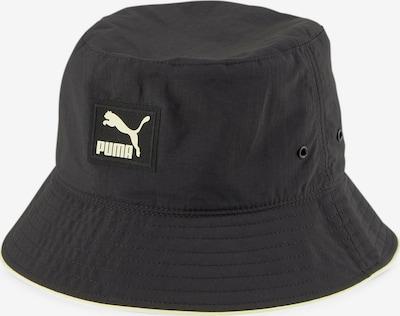 PUMA Chapeaux 'Archive' en noir, Vue avec produit