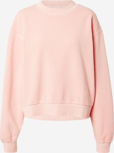 WEEKDAY Sweatshirt 'Amaze' in pfirsich, Produktansicht