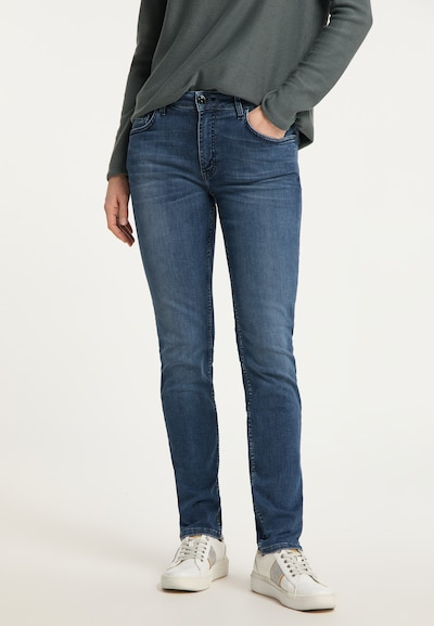 MUSTANG Jeans ' Sissy' in blue denim, Modelansicht