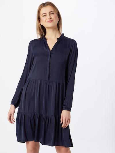 Soyaconcept Kleid 'Pamela' in dunkelblau, Modelansicht
