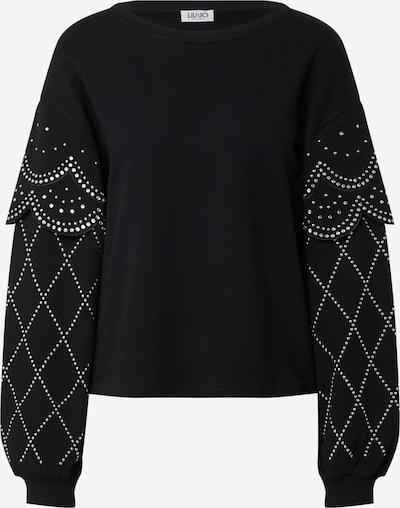 LIU JO JEANS Sweatshirt in schwarz, Produktansicht