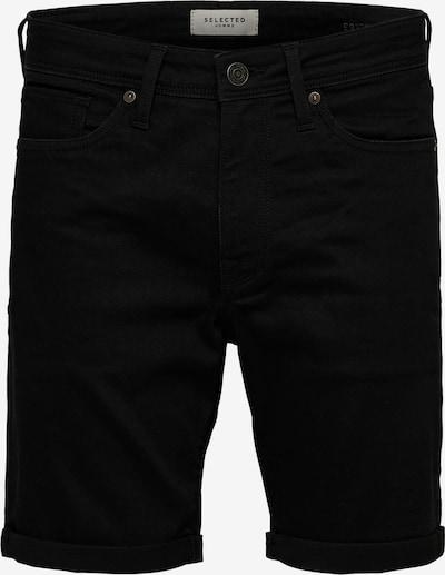 SELECTED HOMME Jeans 'SLHALEX 329' in de kleur Zwart, Productweergave