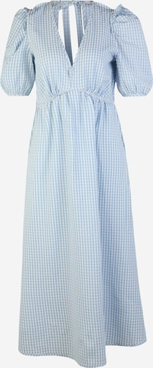 ONLY Robe 'JOHANNA' en bleu clair / blanc, Vue avec produit