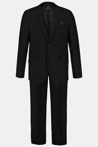 JP1880 Anzug 722910 in schwarz, Produktansicht