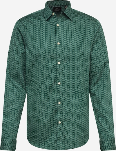 SCOTCH & SODA Hemd in grasgrün / hellgrün, Produktansicht