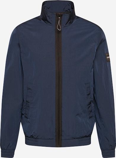 Calvin Klein Prechodná bunda - námornícka modrá / čierna, Produkt