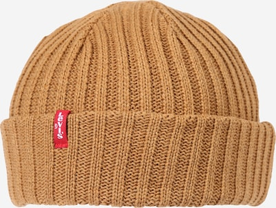 LEVI'S Mütze in hellbraun, Produktansicht