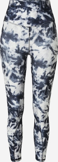 Marika Pantalon de sport 'ATHENA' en bleu nuit / blanc, Vue avec produit