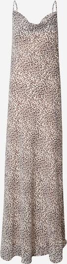 Skirt & Stiletto Suknia wieczorowa 'Delora' w kolorze kremowy / rdzawobrązowy / czarnym, Podgląd produktu