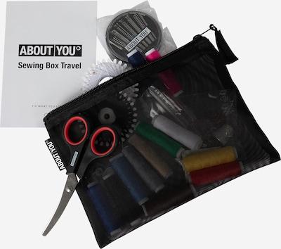 ABOUT YOU Caja/cesta 'Fashion Fixer Pocket' en negro, Vista del producto