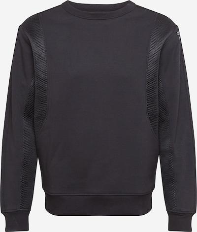 G-Star RAW Sweatshirt in schwarz / weiß, Produktansicht