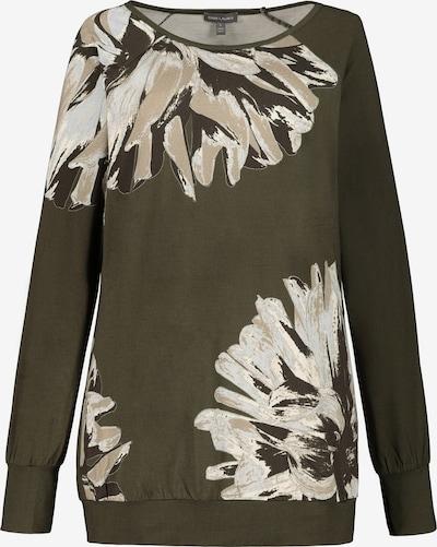 Gina Laura Shirt in khaki, Produktansicht