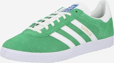 ADIDAS ORIGINALS Sneaker in gold / grün / weiß, Produktansicht