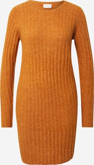 VILA Kootud kleit 'Nikki' pruun, Tootevaade