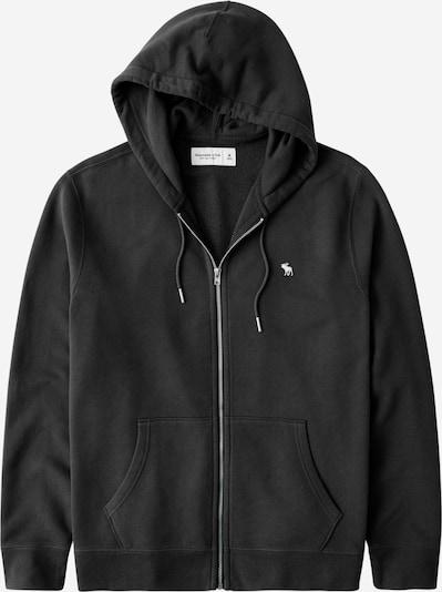 Abercrombie & Fitch Bluza rozpinana w kolorze czarnym, Podgląd produktu