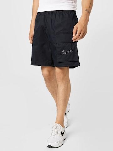 Nike Sportswear Byxa i svart