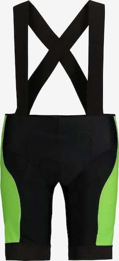 JP1880 Sportbroek in de kleur Grasgroen / Zwart, Productweergave