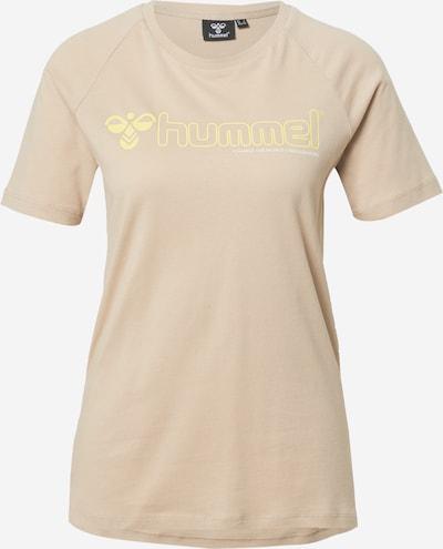 Hummel T-Shirt 'Zenia' in ecru, Produktansicht