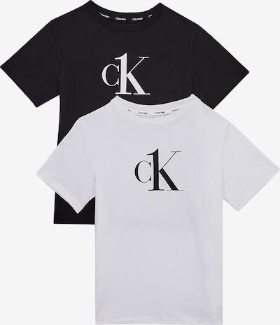 Calvin Klein Underwear Camiseta en negro, Vista del producto