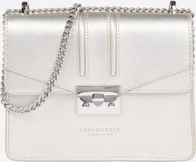 Seidenfelt Manufaktur Torba na ramię 'Roros' w kolorze srebrnym, Podgląd produktu