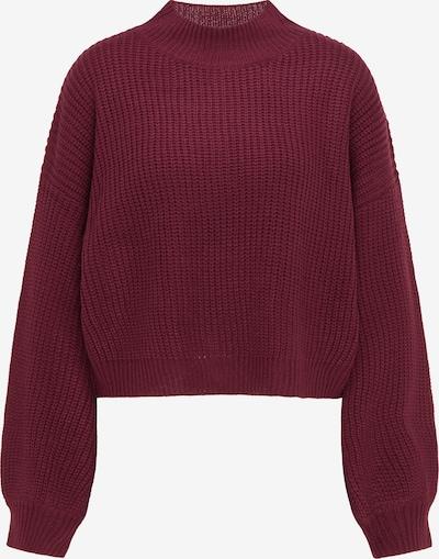 MYMO Pullover in weinrot, Produktansicht