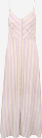 Y.A.S Petite - Vestido camisero 'SAVANNA' en lila