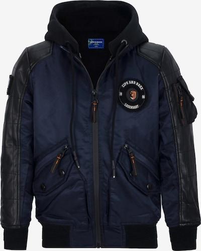 CIPO & BAXX Winterjacke 'Devin' in navy, Produktansicht