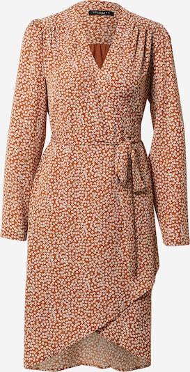 SELECTED FEMME Kleid 'FRAJA-ALVA' in braun / weiß, Produktansicht