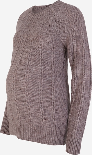 MAMALICIOUS Sweater 'DELILAH' in Stone, Item view