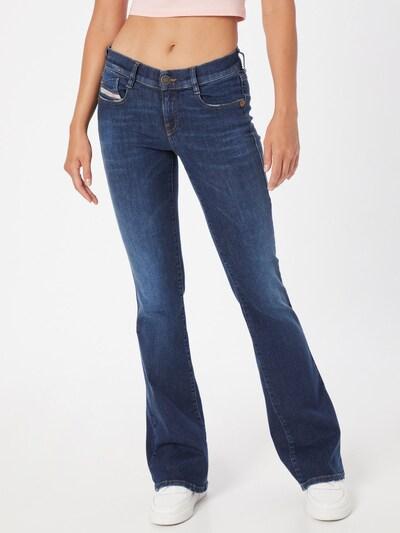 DIESEL Jeans 'EBBEY' in dunkelblau, Modelansicht