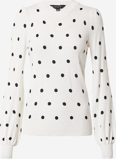Dorothy Perkins Jersey en negro / blanco, Vista del producto