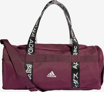 ADIDAS PERFORMANCE Sporttasche in Rot