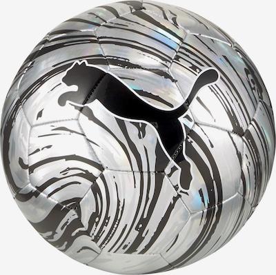 PUMA Ball in mischfarben / schwarz / silber, Produktansicht