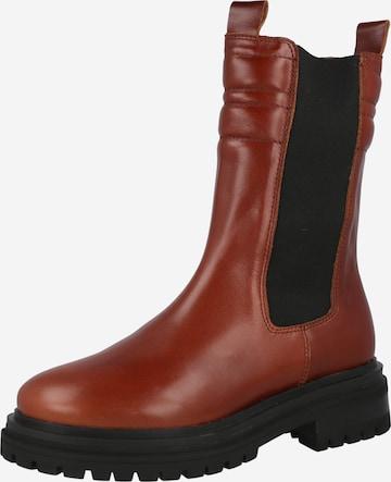 Sofie Schnoor Chelsea Boots i brun