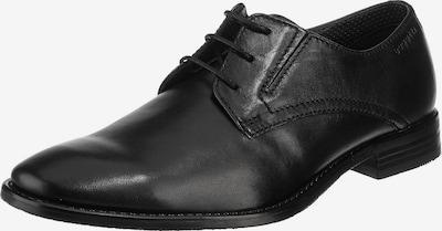 fekete bugatti Fűzős cipő, Termék nézet