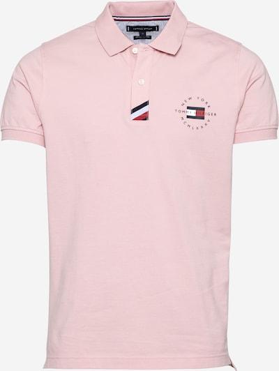 TOMMY HILFIGER T-Shirt en marine / rose / rouge / blanc, Vue avec produit