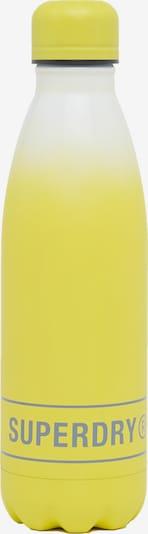 Superdry Drinkfles in de kleur Geel / Grijs / Wit, Productweergave