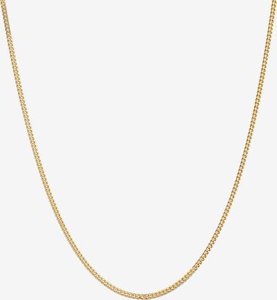ELLI PREMIUM Halskette Basic Kette in gold, Produktansicht