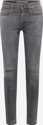 Jeans 'BOLT' DENHAM pe gri denim, Vizualizare produs