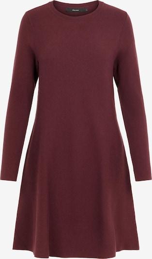 VERO MODA Kleid 'Nancy' in blutrot, Produktansicht