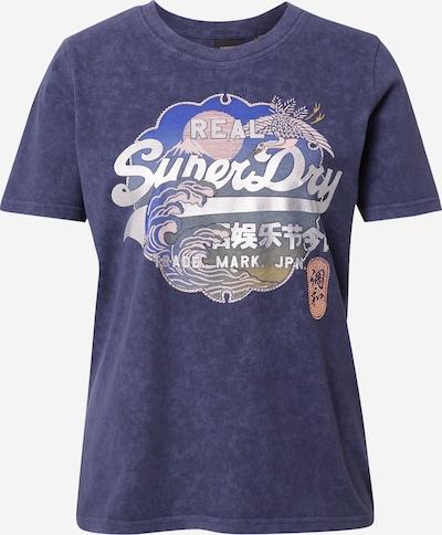 Superdry Koszulka 'Itago' w kolorze atramentowy / mieszane kolorym, Podgląd produktu