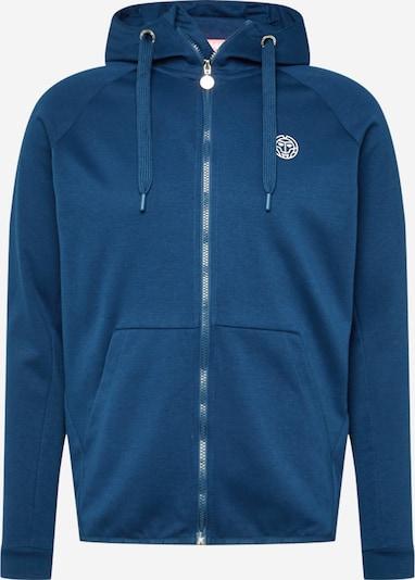 BIDI BADU Sportsweatjacke in blau, Produktansicht