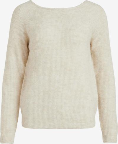 VILA Sweater in mottled beige, Item view