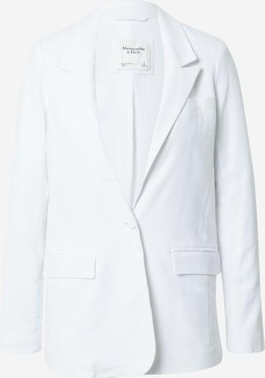 Abercrombie & Fitch Blazer in weiß, Produktansicht
