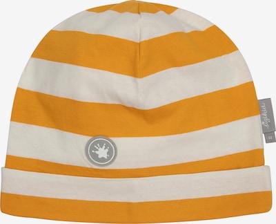 SIGIKID Mütze 'Wild Life' in gelb / weiß, Produktansicht