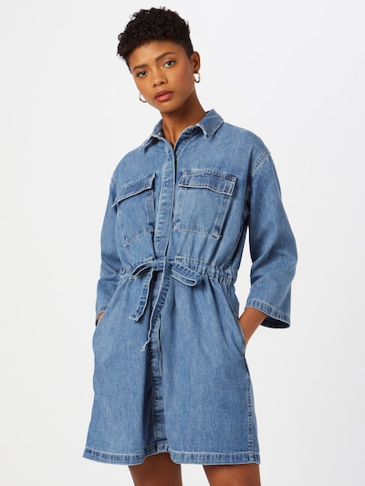 LEVI'S Kleid 'AINSLEY' in blau, Modelansicht