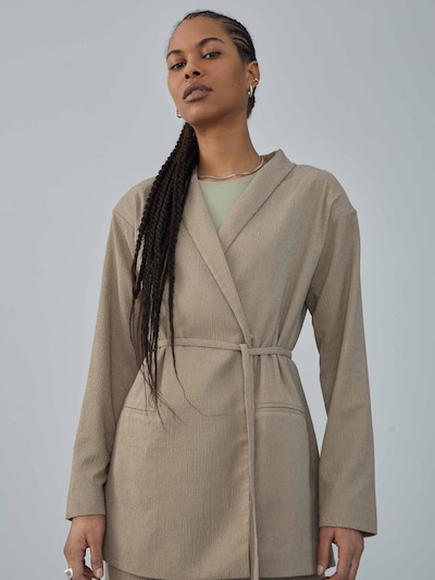 LeGer by Lena Gercke Blazer 'Mona' in Taupe, View model