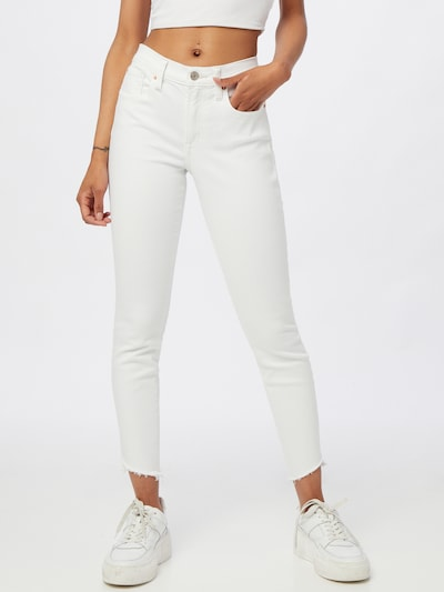 GAP Jeans in weiß, Modelansicht